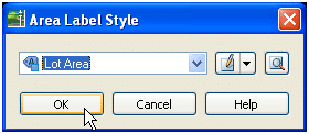Composing Parcel Label Styles in Civil 3D 2008 082607 0128 composingpa8