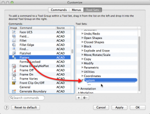 Recreating the FLATTEN Command in AutoCAD for Mac MacroToolSet