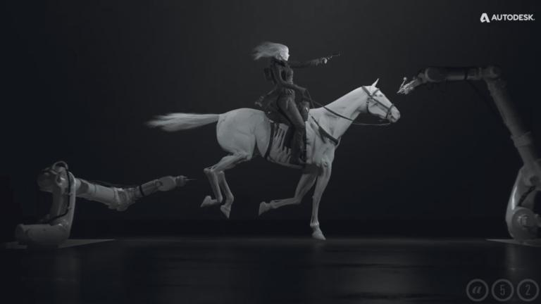 Autodesk Show Reel HBO Westworld