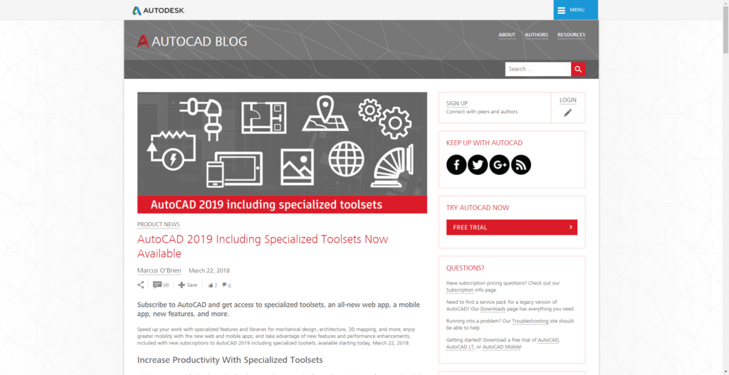 What People are Saying About AutoCAD 2019 AutoCAD Blog