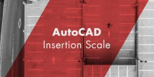 Home AutoCAD Insertion Scale