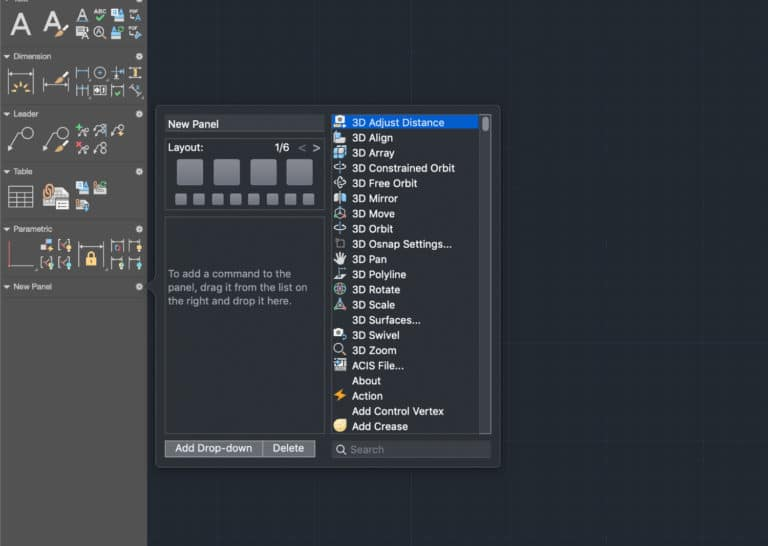 macOS Mojave Support for AutoCAD 2018 Introduced autocad for mac 2018 update