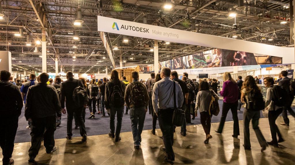 Autodesk University 2019 Community Voting Now Open autodesk university 2018 exhibit hall