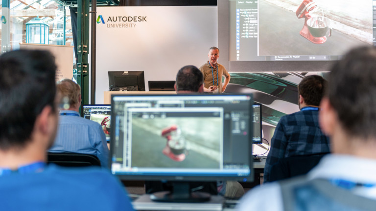 The Anatomy of a Top-Rated Autodesk University Presentation
