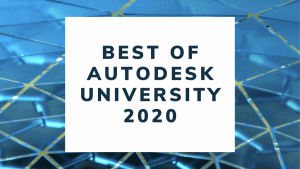 Instagram Best of Autodesk University 2020