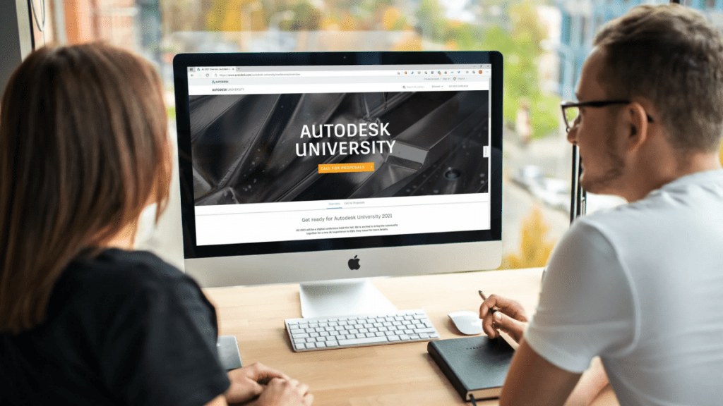 Autodesk University 2021 Call for Proposals Website